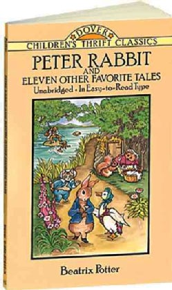 Peter Rabbit and Eleven Other Favorite Tales (Paperback)