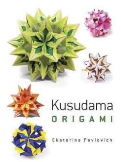 Kusudama Origami (Paperback)