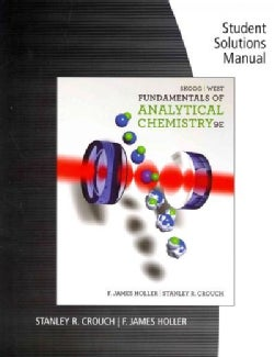 Fundamentals of Analytical Chemistry (Paperback)