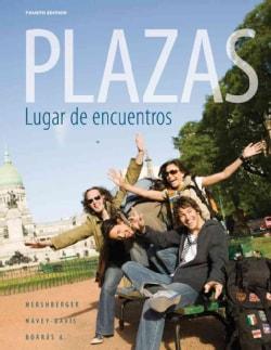 Plazas: Lugar De Encuentros (Loose-leaf)