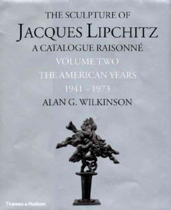 The Sculpture of Jacques Lipchitz
