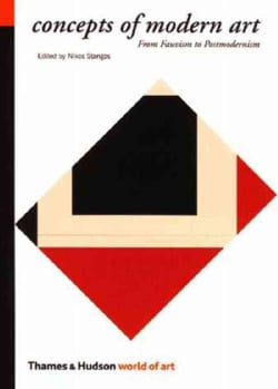 Concepts of Modern Art: From Fauvism to Portmodernism (Paperback)