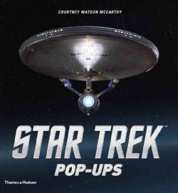 Star Trek Pop-Ups (Hardcover)