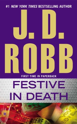 Festive in Death (Paperback)