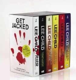 Jack Reacher Boxed Set (Paperback)