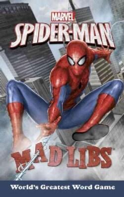 Marvel's Spider-man Mad Libs (Paperback)