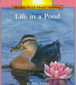Life in a Pond (Paperback)