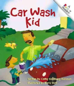 Car Wash Kid (Paperback)