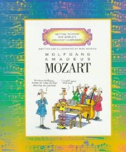 Wolfgang Amadeus Mozart (Paperback)