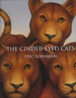 The Cinder-Eyed Cat (Hardcover)