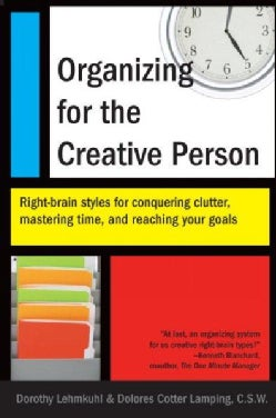 Organizing for the Creative Person (Paperback)
