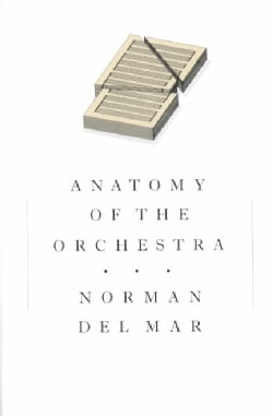 Anatomy of the Orchestra (Paperback)