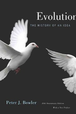 Evolution: The History of an Idea (Paperback)