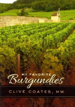 My Favorite Burgundies (Hardcover)