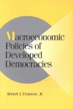 Macroeconomic Policies of Developed Democracies (Paperback)