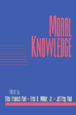 Moral Knowledge (Paperback)