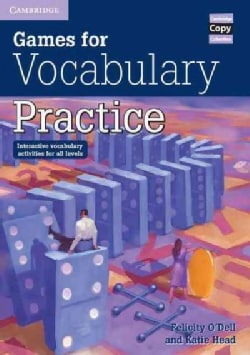 Games for Vocabulary Practice: Interactive Vocabulary Activities for All Levels (Paperback)