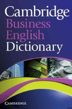 Cambridge Business English Dictionary (Paperback)