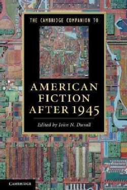 The Cambridge Companion to American Fiction After 1945 (Paperback)
