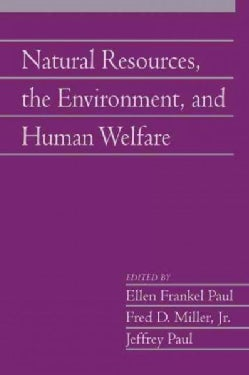Natural Resources, the Environment, and Human Welfare (Paperback)