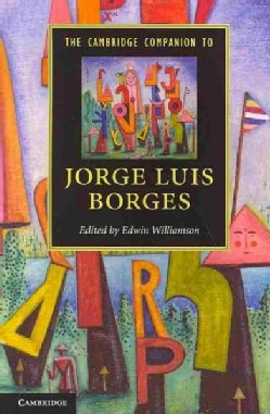 The Cambridge Companion to Jorge Luis Borges (Paperback)