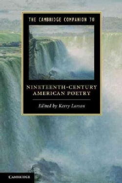 The Cambridge Companion to Nineteenth-Century American Poetry (Paperback)