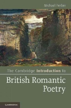The Cambridge Introduction to British Romantic Poetry (Paperback)