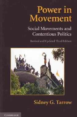 Power in Movement: Social Movements and Contentious Politics (Paperback)