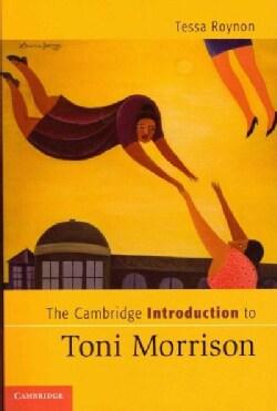 The Cambridge Introduction to Toni Morrison (Paperback)
