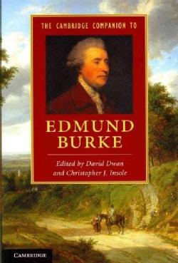 The Cambridge Companion to Edmund Burke (Paperback)