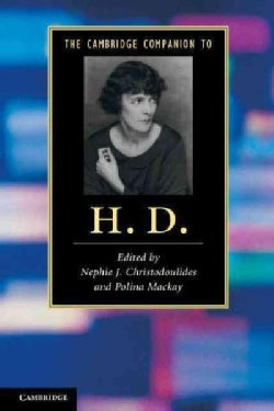 The Cambridge Companion to H. D. (Paperback)