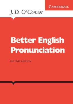 Better English Pronunciation (Paperback)