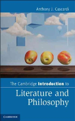 The Cambridge Introduction to Literature and Philosophy (Paperback)