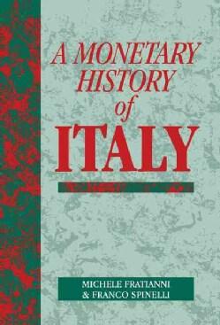 A Monetary History of Italy (Hardcover)