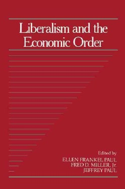 Liberalism and the Economic Order (Paperback)