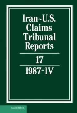 Iran-United States Claims Tribunal Reports (Hardcover)