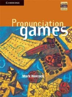 Pronunciation Games (Paperback)