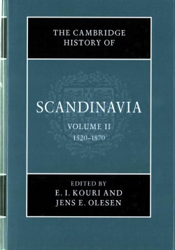 Cambridge History of Scandinavia (Hardcover)