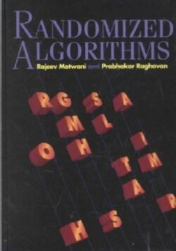 Randomized Algorithms (Hardcover)