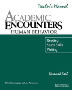 Academic Encounters: Reading, Study Skills, and Writing (Paperback)