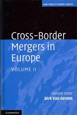 Cross-Border Mergers in Europe (Hardcover)