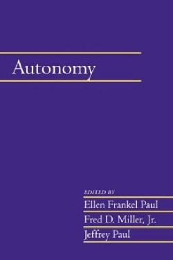 Autonomy (Paperback)