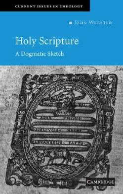 Holy Scripture: A Dogmatic Sketch (Paperback)