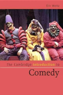 The Cambridge Introduction to Comedy (Paperback)