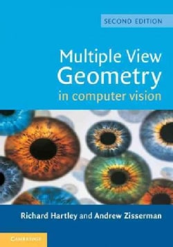 Multiple View Geometry in Computer Vision (Paperback)