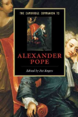 The Cambridge Companion to Alexander Pope (Paperback)