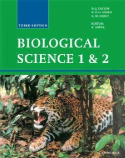 Biological Secience 1 & 2 (Hardcover)