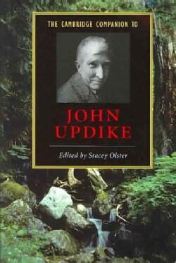 The Cambridge Companion to John Updike (Paperback)