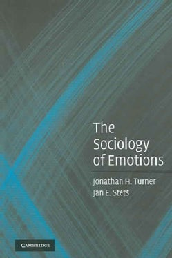 The Sociology Of Emotions (Paperback)