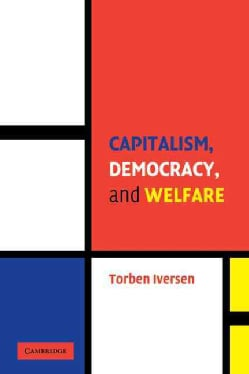Capitalism, Democracy, And Welfare (Paperback)